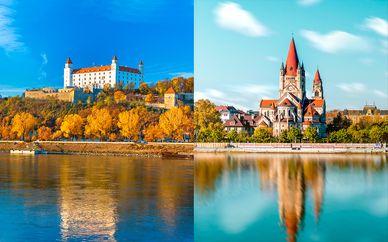 Viena y Bratislava en 4*