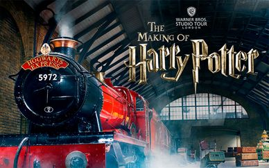 Harry Potter Warner Bros Studio y DoubleTree by Hilton Ealing 4*