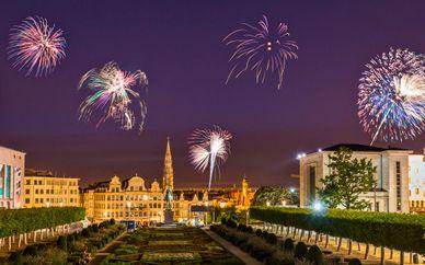 Fin de año en Flandes