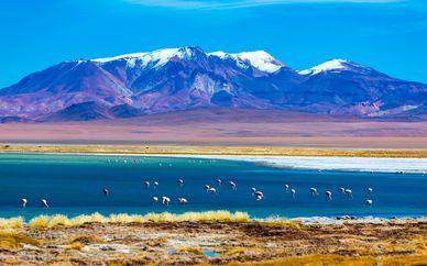 Chile y Bolivia con extensión al Lago Titicaca