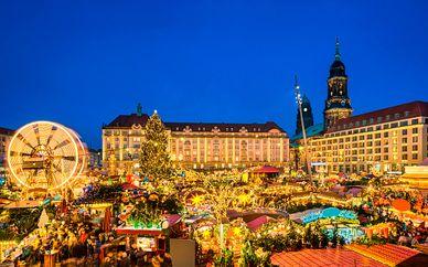 Mercadillos de Navidad en Berlín y Dresde
