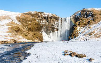 Puente de Diciembre en la mágica Islandia