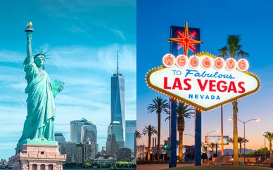 The Paul NYC 4* y Paris Las Vegas 4*