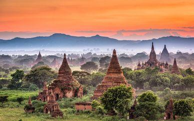 Descubre Myanmar con extensión opcional a Phuket