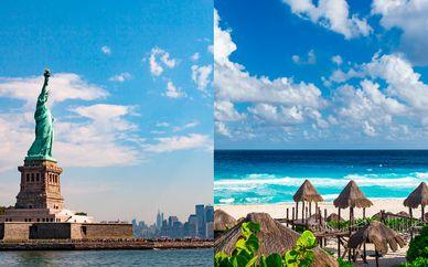 Freehand New York 4* y Dreams Riviera Cancun Resort & Spa 5*