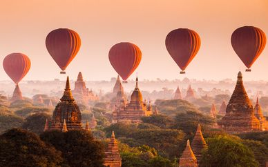 Myanmar a tu aire