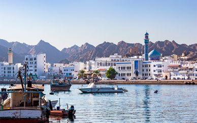 Descubre Omán y Dubái