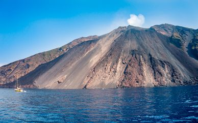 Volcanes e islas de Sicilia