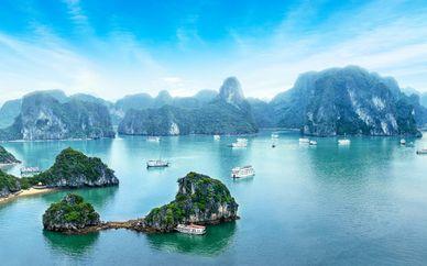 Circuit privatif Splendeurs du Vietnam en 12 jours/11 nuits en hôtels 5* & en classe affaires avec Emirates