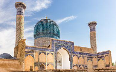 Circuit Les incontournables de l'Ouzbékistan en 10 jours et 12 nuits