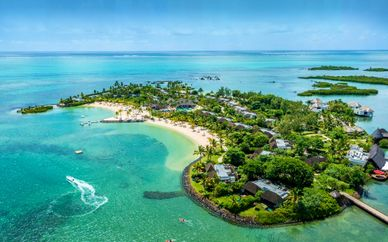 Hôtel Four Seasons Mauritius at Anahita 5*