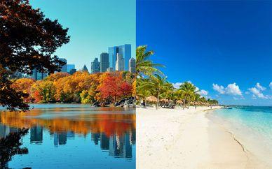 Combiné Wyndham Garden Brooklyn Sunset Park 4* et Dreams Puerto Aventuras Resort & Spa 4*