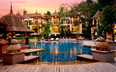 Hôtel Crown Lanta Resort & Spa 5* et pré-extension possible à Krabi