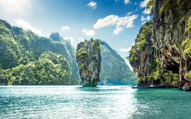 Combiné Bangkok, Kanchanaburi et Krabi