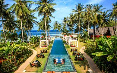 Kupu Kupu Phangan 5* et séjour possible à Bangkok