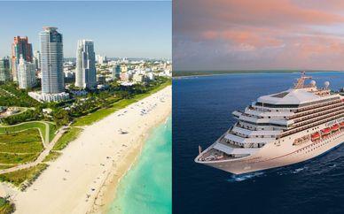 El Paseo South Beach 4* avec ou sans croisière aux Bahamas