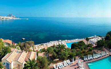Hôtel Zagarella Domina Sicily 4*