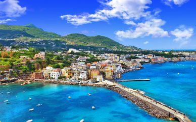 Tour Ischia, Capri et Procida