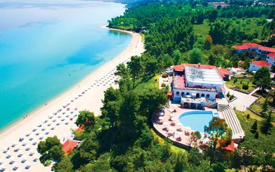 Hôtel Alexander The Great Beach 4*