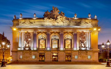 Hôtel l'Hermitage Gantois 5*