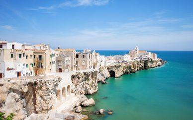 Autotour évasion dans les Pouilles et Basilicate