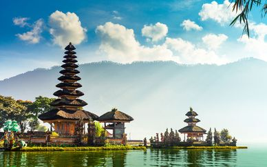 Combiné Les perles de Bali
