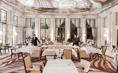 Restaurant Le Dalí au Meurice par Alain Ducasse