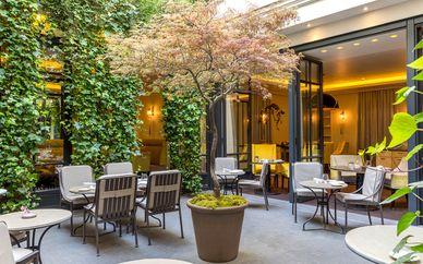 Restaurant Le Baudelaire 1* au Burgundy par Guillaume Goupil