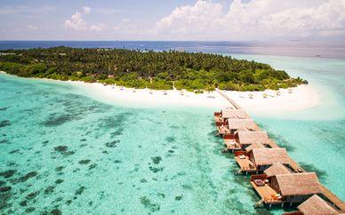 Furaveri Island Resort & Spa 5* avec Etihad et stopover possible