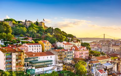 Hôtel Santa Justa Lisboa 4*