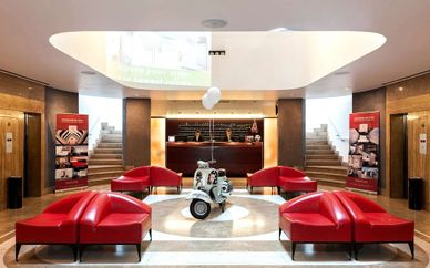 Hôtel Ripa Roma 4*