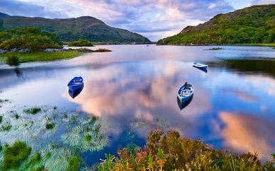Autotour Balade irlandaise