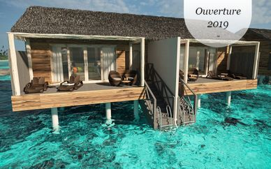 Hôtel You & Me by Cocoon Maldives 5* - Adult Only