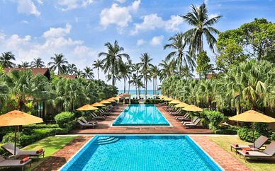 Combiné Well Bangkok Hotel 5* et The Passage Samui 4*