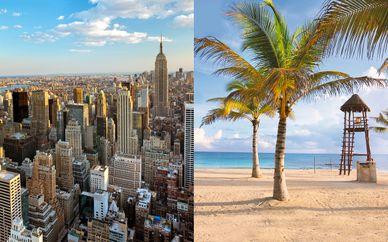 Combiné 5* hôtels Parker New-York et Barcelo Maya Colonial
