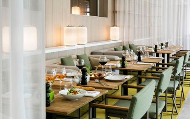 Restaurant la Terrasse du Gray
