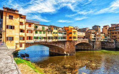Hôtel Diplomat 4* et visite guidée de Florence