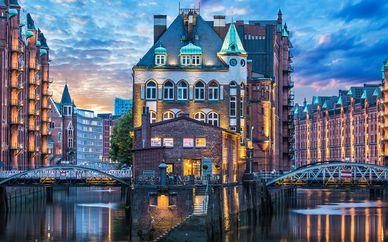 Hôtel Barcelo Hamburg 4*