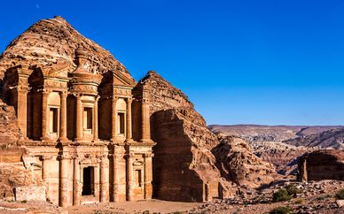 Circuit Royaume de Jordanie