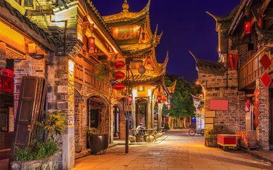 Découverte du Tibet avec escale à Chengdu