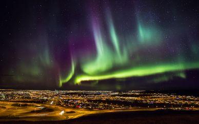Alda Hotel Reykjavik 4* et excursions