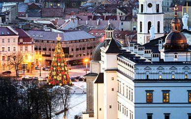 Alla scoperta dei Mercatini di Natale di Vilnius