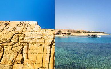 Crociera sul Nilo & Mövenpick Resort El Quseir 5*