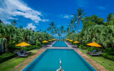 Century Park Hotel 4* + The Passage Samui Villas & Resort 5*