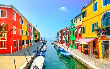 Hotel Savoia & Jolanda 4*S + visita di Murano, Burano e Torcello