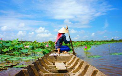 Tour Vietnam e Cambogia con estensione mare a Mui Ne