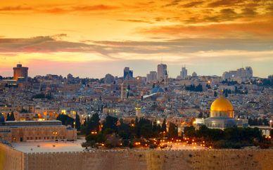 Alla scoperta di Tel Aviv & Gerusalemme
