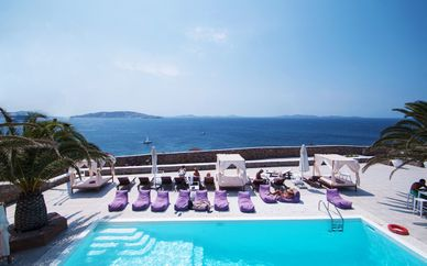 Mykonian Mare Boutique Hotel 4*