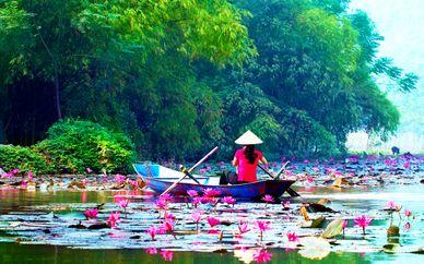 Tour Vietnam + estensione mare e volo Emirates
