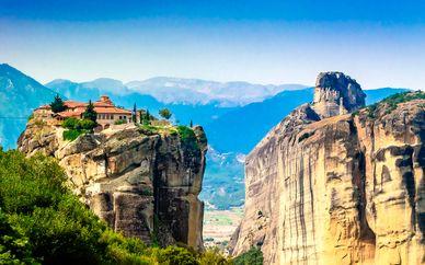 Autotour tra la Grecia del Nord e l'isola di Corfù